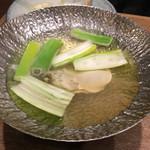片倉うに屋 - 牡蠣の小鍋