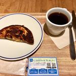ザ パイ ホール ロサンゼルス - プルドポークハンドパイ&コーヒー