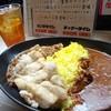 カリガリ - 料理写真:麻婆豆腐とカレー。