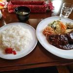 レストハウス ヨシヤマ - 料理写真: