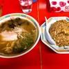 長崎うまか亭 - 料理写真:とんこつラーメン・チャーハンセット