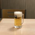 松屋 - 生ビール(小)180円