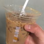 ドトールコーヒーショップ - アイスロイヤルミルクティー S (税込280円)