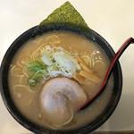 麺匠 風流 - こっさり・醤油・大盛