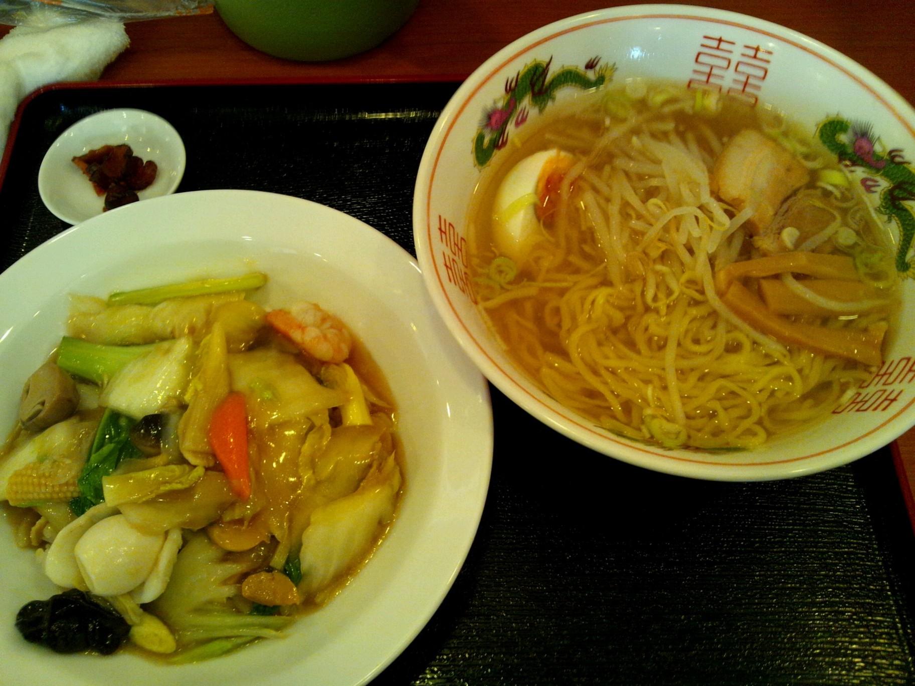 台湾料理 華宴楼