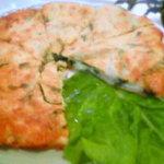 美福苑 - チーズチヂミ