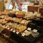 おかしのオクムラ - 焼き菓子コーナー