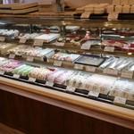 おかしのオクムラ - 和菓子コーナー