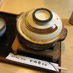 101845416 - ちから味噌煮込みうどん 1,280円