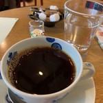 二三味珈琲 cafe - 舟小屋ブレンド500円