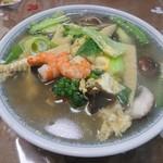 中華レストラン 玉波 - 料理写真:蝦仁湯麺?