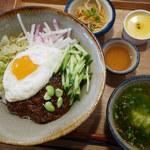 辺銀食堂 - ジャージャン丼:1,000円