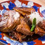 たら福 - 料理写真:真鯛の荒炊き