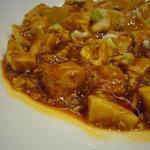 中国料理 シルクロード - 麻婆豆腐