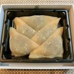 おたべ - 料理写真:こたべ(にっき)