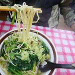 新八食堂 - 麺