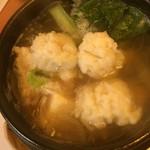 菖蒲 - ハモ鍋