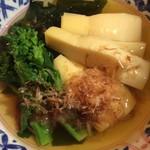 菖蒲 - 若竹煮