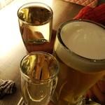 立呑みビストロ やまもと - ♪乾杯♪
