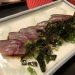 小料理家 せいこ - ゴマサバ(850円)