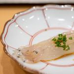 鮨 真菜 - 2019.2 白魚