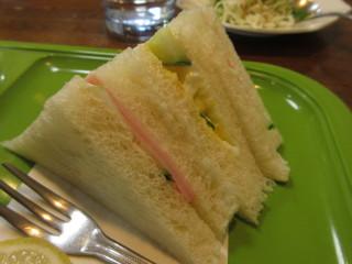 正玉堂 - サンドイッチ
