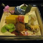 日本料理 吉兆 くろよんホテル店 - 吉兆の八寸