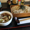 そば五郎 - 料理写真:地鶏せいろ