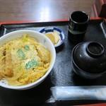 海鮮、定食、天ぷらと酒 舟源 - 2杯目です