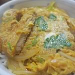 海鮮、定食、天ぷらと酒 舟源 - お肉も多いです