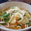 パーラー美々 - 料理写真:野菜ソーキそば