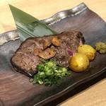 日本酒バル どろん - 和牛ステーキ