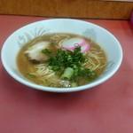 たんぽぽラーメン  - ラーメン 600円