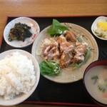 好食堂 - 料理写真:今日のご飯 600円