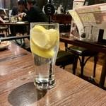 ビストロ椿 - ドリンク写真:超レモンサワー