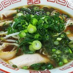 もっこす - 中華そば半麺