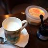 蜜蜂 - ドリンク写真:大きなカップの温かいホットミルク♪
