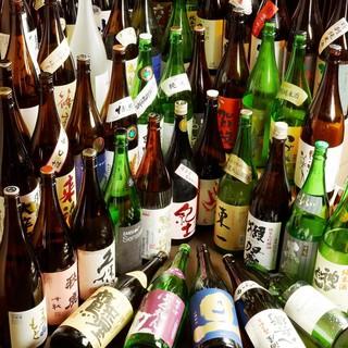 こだわりの日本酒47都道府県