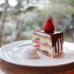 101865676 - 2019年2月再訪:ストロベリーショートケーキチョコレートがけ(冬春季)☆