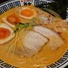 ラーメン 而今  - 料理写真:濃厚味噌白湯+味タマ♪