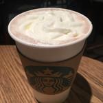 スターバックス・コーヒー - ホットココアトール442円
