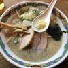 特麺コツ一丁ラーメン - 料理写真:ラーメン 麺半分 700円 ニンニクちょっとで