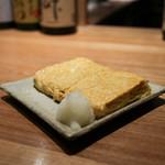 蕎麦あさ田 - だし巻き玉子☆