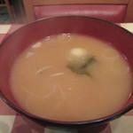 河鹿 - 「味噌汁」