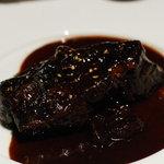 10187439 - 和牛ほほ肉の赤ワイン煮込み