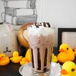 カフェ パンプルムゥス - アイスカフェチョコ