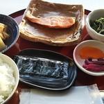 ホテルグランドヒル - 料理写真:和定食