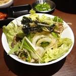ハルバン - チョレギサラダ  (単品  ※取り分け後)