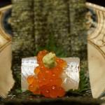 101878515 - さよりの手巻き寿司