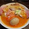 ラーメン屋 切田製麺 - 料理写真:海老味噌チャーシュー麺